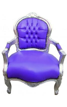 D couvrez nos plus beaux fauteuils baroques pour enfants 2 royal art pal - Fauteuil enfant simili cuir ...