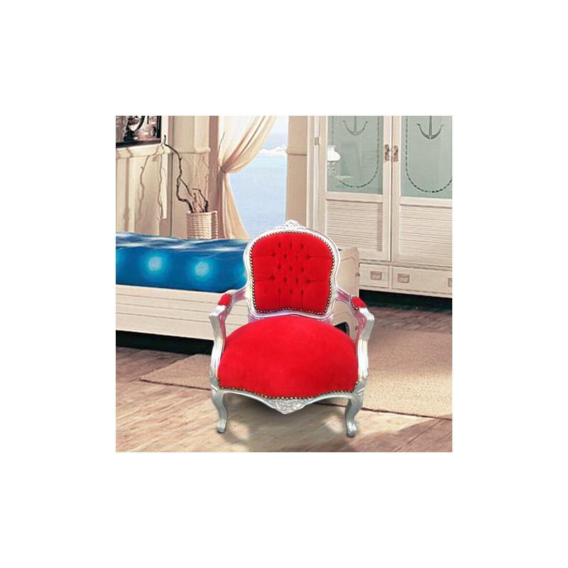 Royal art palace mobilier id e inspirante pour la conception de la maison for Lit baroque rouge nantes