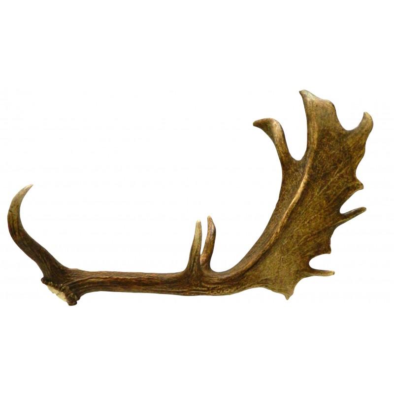 True horn antler from deer for wall decoration for Antler decoration