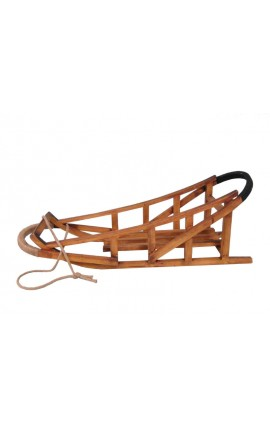 Decorative sledge old style