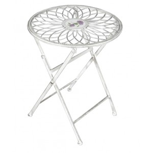 Jardin ext rieur 2 royal art palace international - Table d appoint fer forge ...
