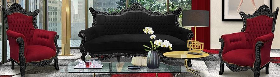 Voici notre s lection de notre mobilier baroque celui ci for Meuble baroque