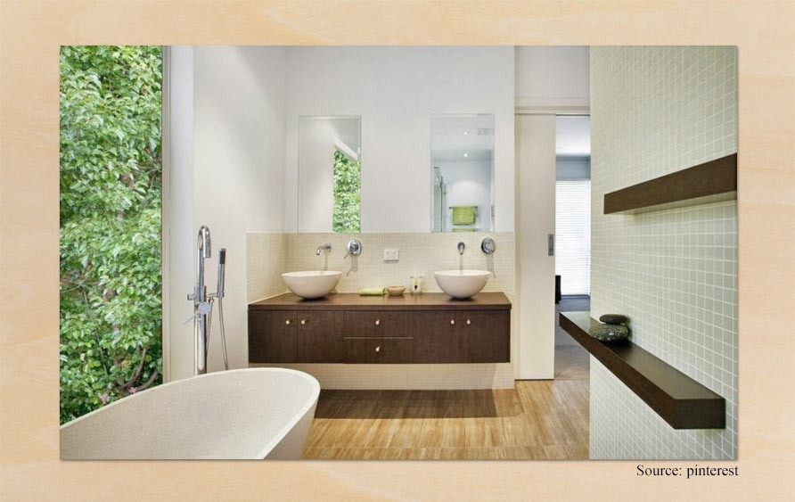 Adopt the decoration feng shui for Salle de bain feng shui
