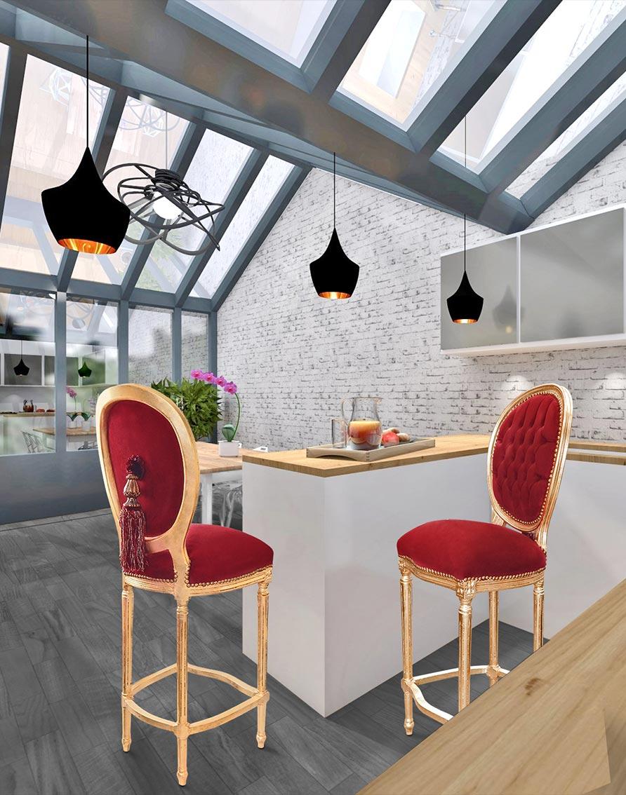 Lumi re sur une nouvelle tendance d co la verri re d for Nouvelle decoration interieur