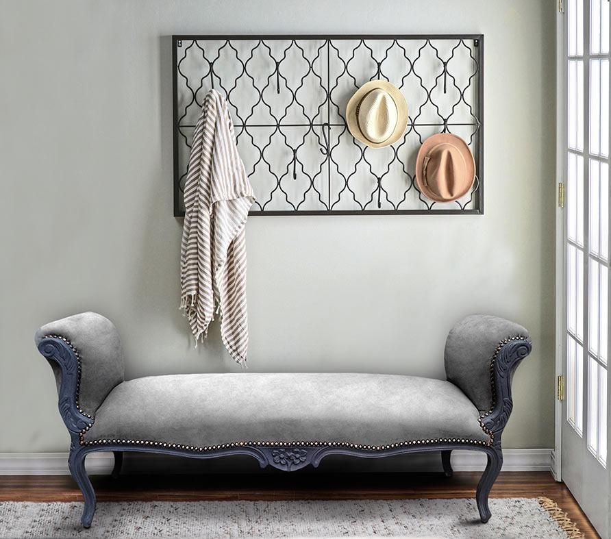 donnez un coup de jeune votre couloir. Black Bedroom Furniture Sets. Home Design Ideas