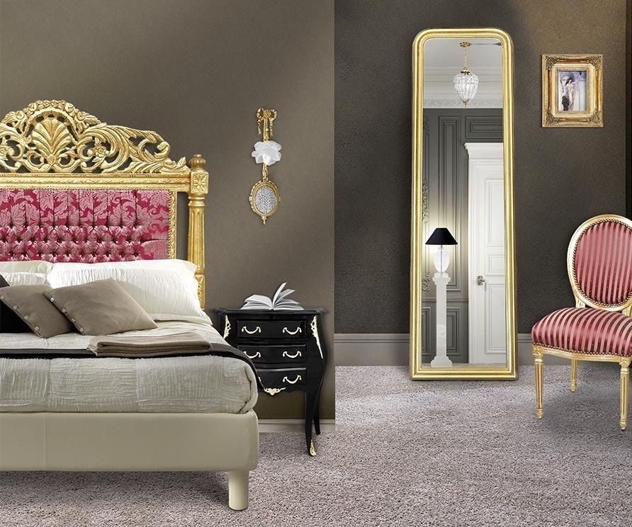 Coup de projecteur sur les miroirs for Miroir dans une chambre