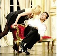Pièce de théâtre : Le président, sa femme et moi Aout 2010 Royal Art Palace