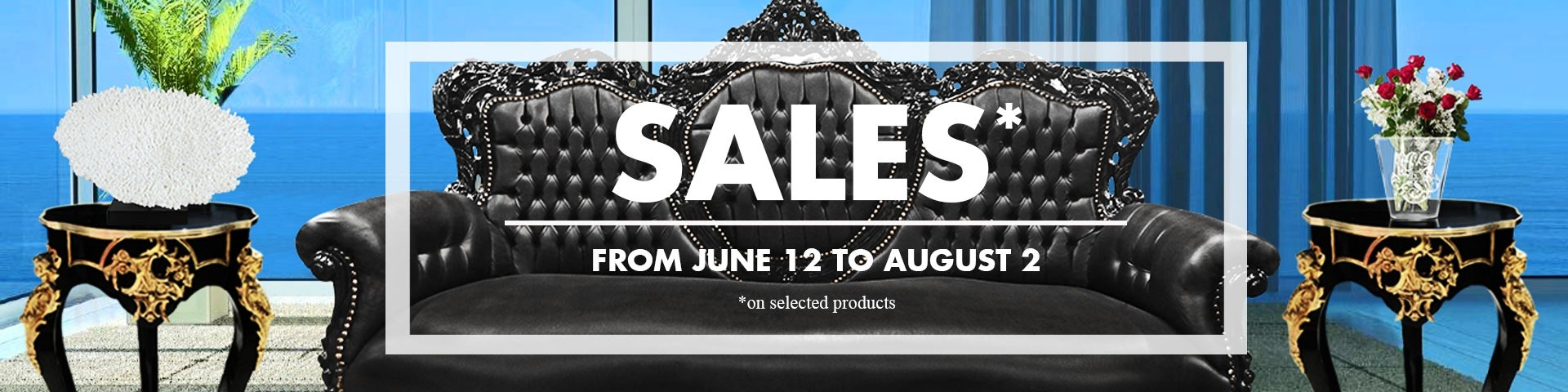 Sales summer 2016