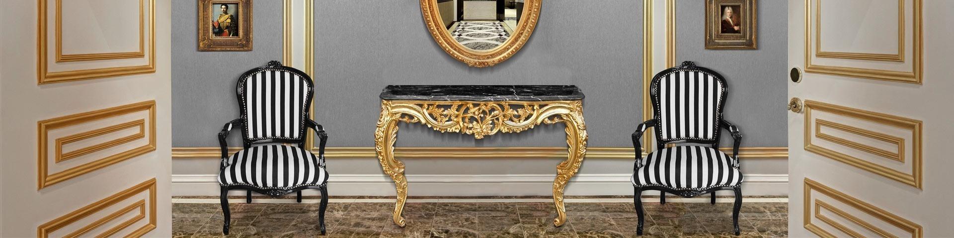 Mobilier Baroque