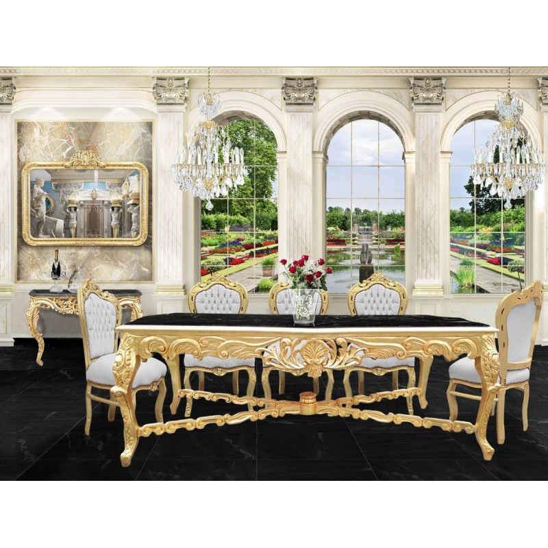 Extraordinary Rococo Dining Room Furniture Gallery Best