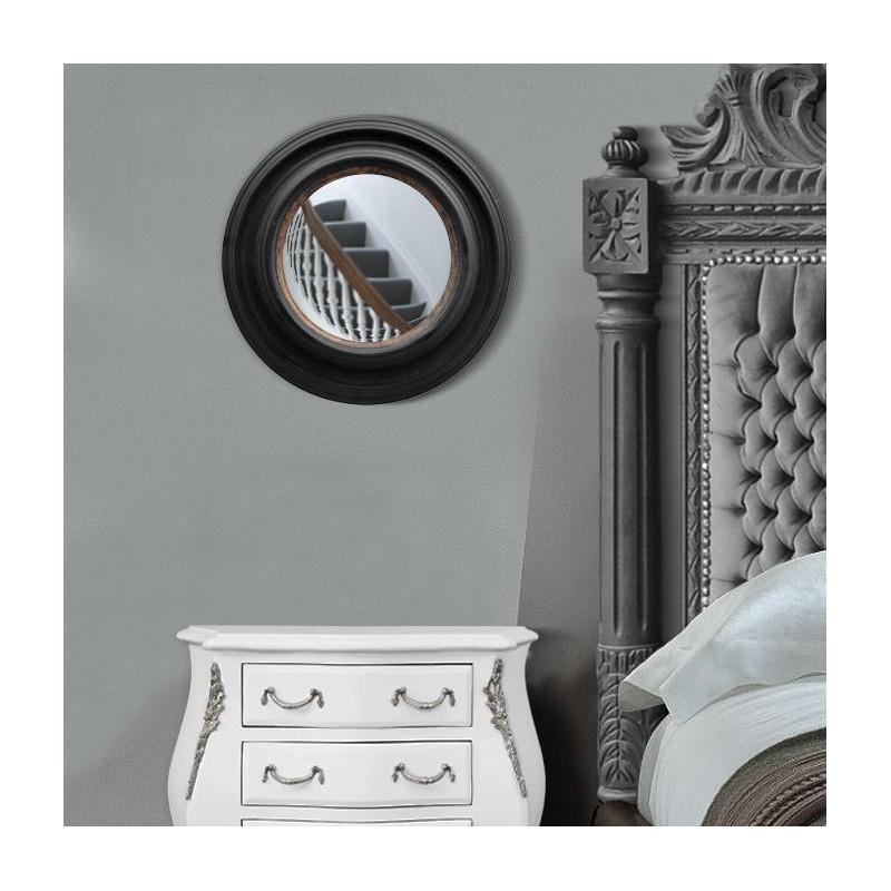 Miroir rond sorci re petit mod le for Miroir rond grand format