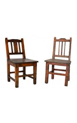 Вуд ребенка стул