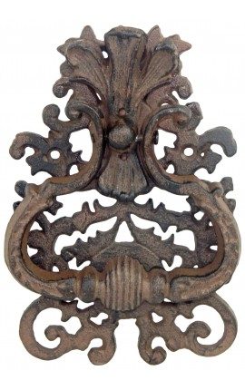 "Style door knocker ""French Regency"""