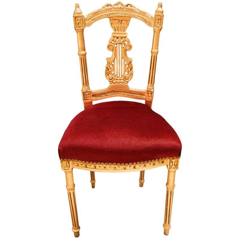 Chaise longue tissu rouge obtenez des id es for Chaise longue pliante bois tissu