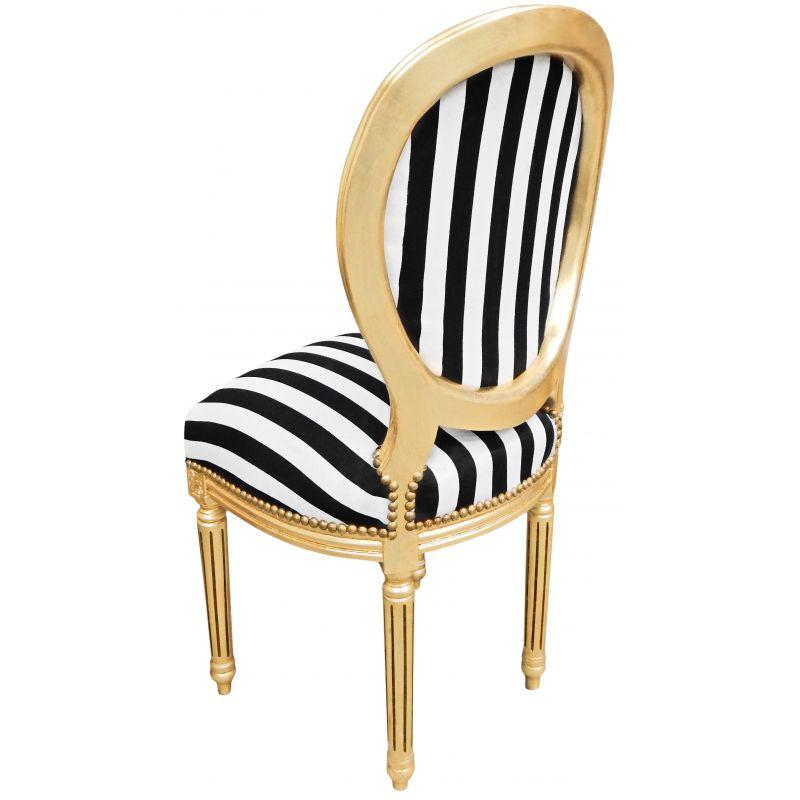 Chaises bois et blanc maison design for Chaise bois et rotin