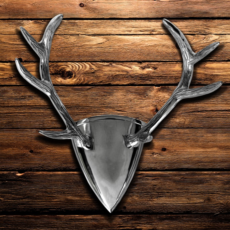 Aluminum Wall Decoration Trophy Quot Deer Antlers Quot