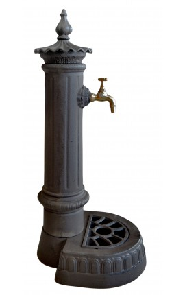 Garden fountain cast iron