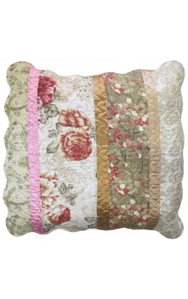 "Pillowcase ""Fleurette"" different sets of double-sided"
