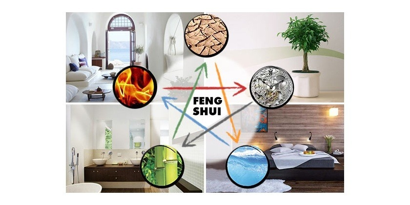 the decoration Feng Shui !