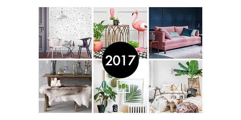 les tendances d co du printemps 2017. Black Bedroom Furniture Sets. Home Design Ideas