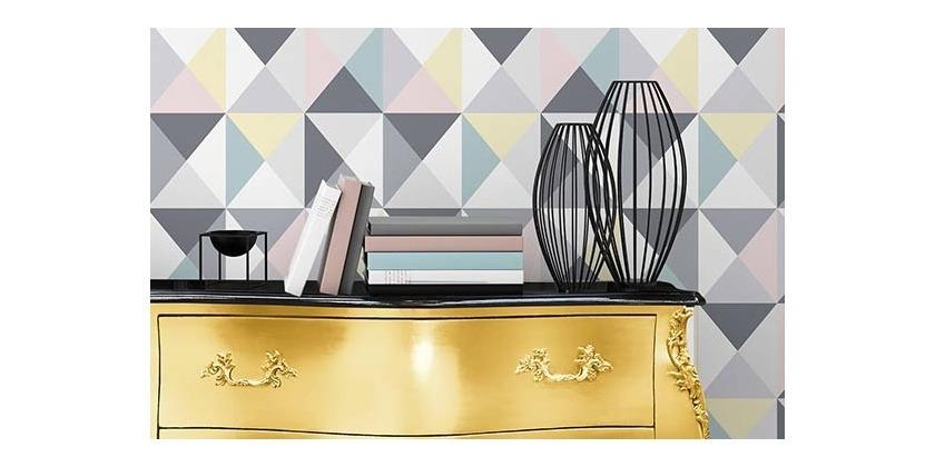 Wallpaper: an asset for decoration