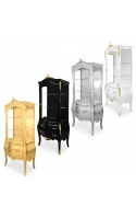 Display cabinets & Bookcases