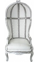 Baroque porter's armchairs