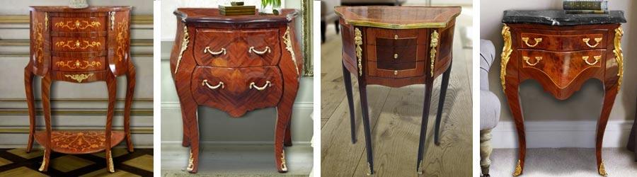Dresser and bedsides