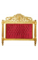 Baroque bed headboards