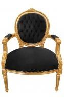 кресла в стиле Louis XVI
