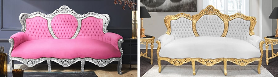 Baroque Royal sofas