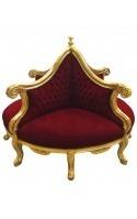 Барочное бортовое кресло
