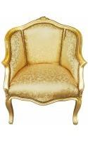 Bergère armchairs