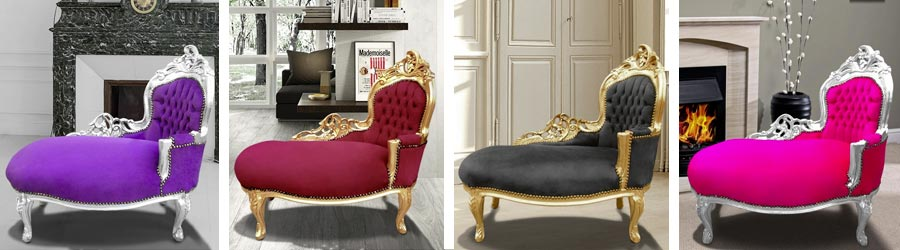 Méridiennes baroque