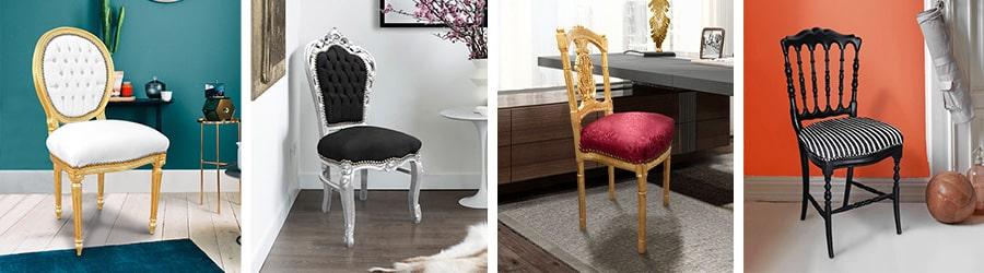 Барокко стулья