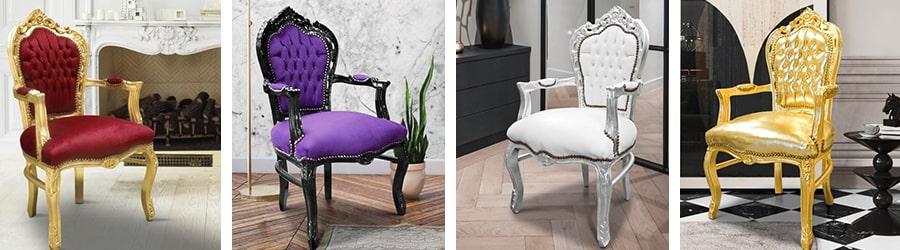 Барокко рококо кресла
