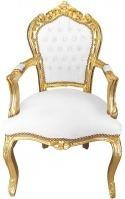 Baroque Rococo Armchairs