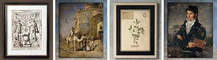 Картины и гравюры