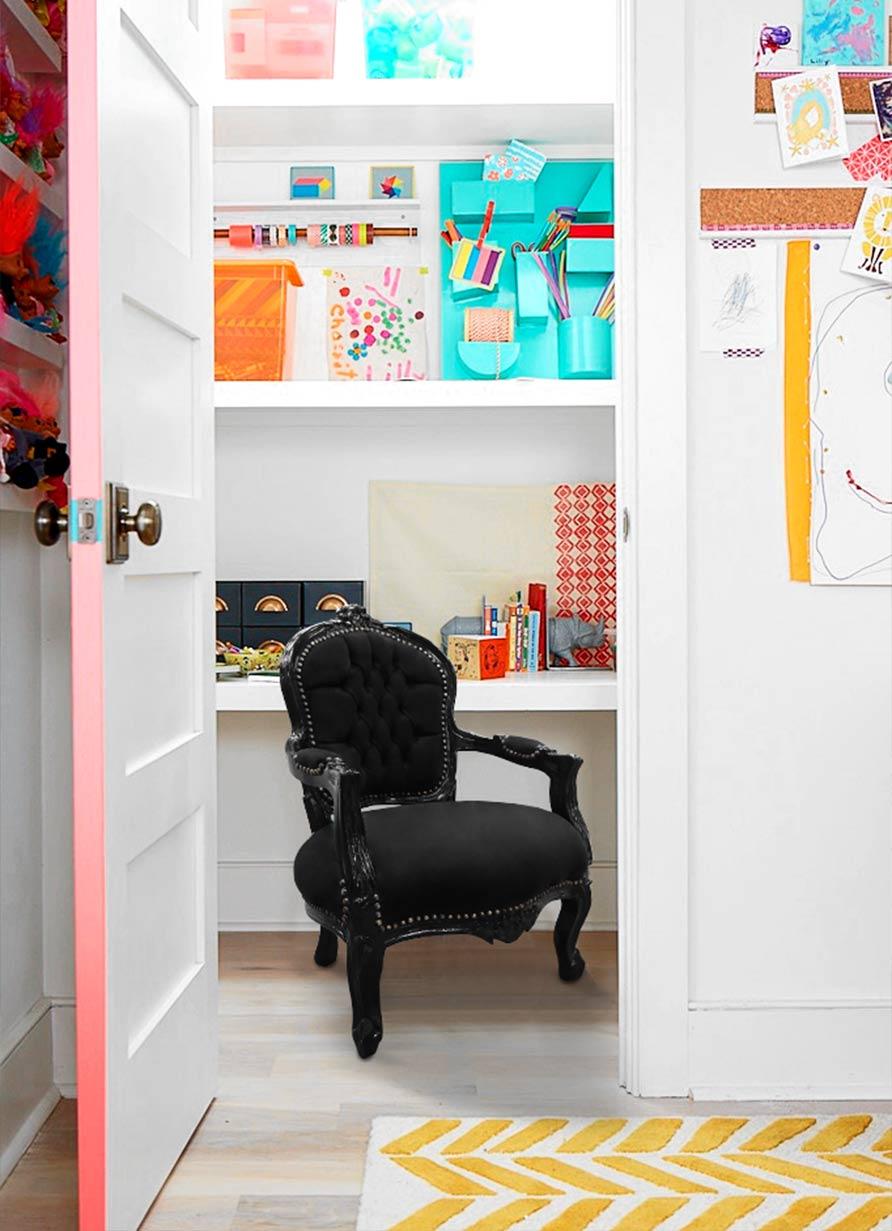 5 astuces pour relooker ses portes. Black Bedroom Furniture Sets. Home Design Ideas