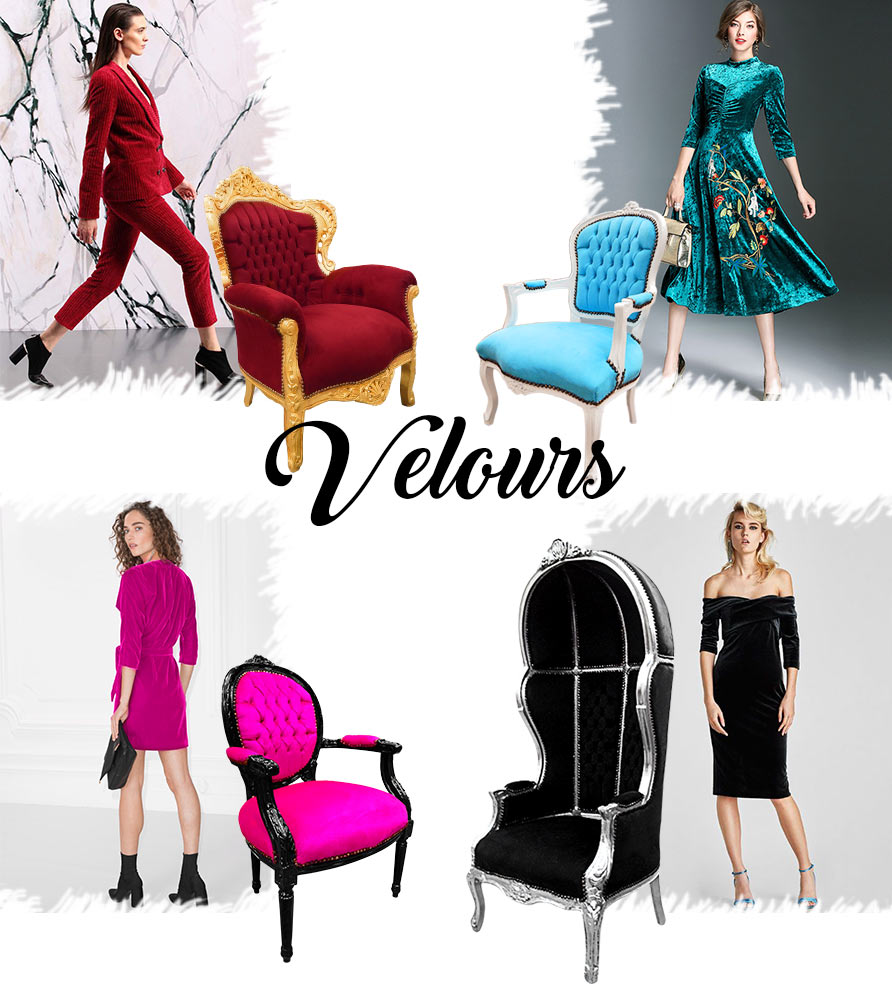 trend book: velvet in fashion and decoration