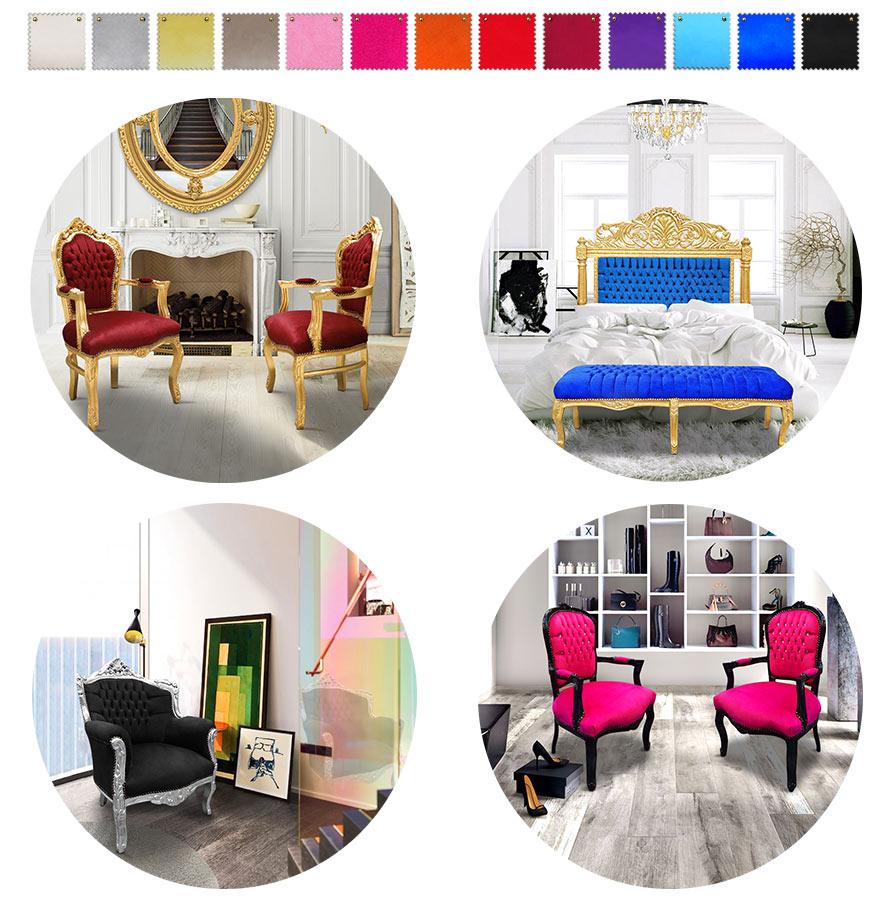 tendance d co le velours sous toutes les coutures. Black Bedroom Furniture Sets. Home Design Ideas