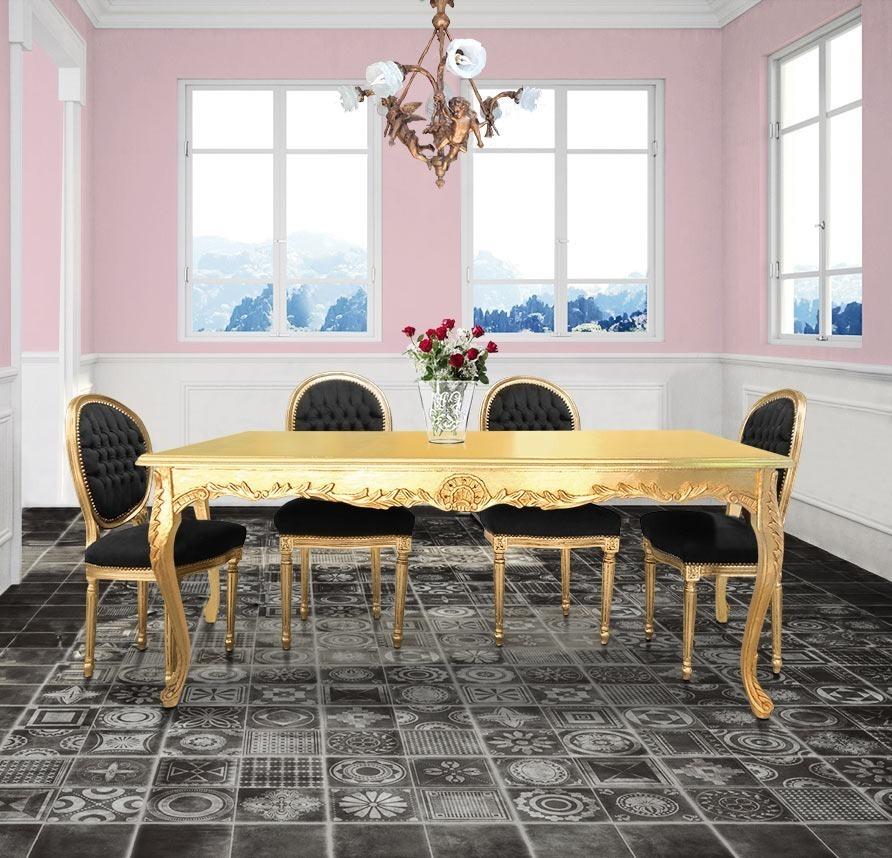 Tendance le charme des carreaux de ciment for Set de table imitation carreaux de ciment