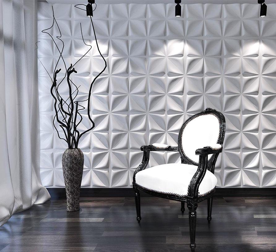 quel rev tement mural choisir pour son int rieur. Black Bedroom Furniture Sets. Home Design Ideas