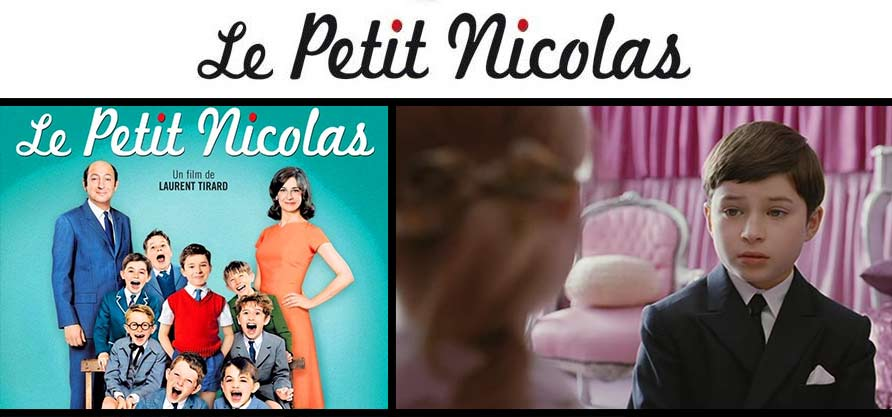 Film Le Petit Nicolas mobilier Royal Art Palace