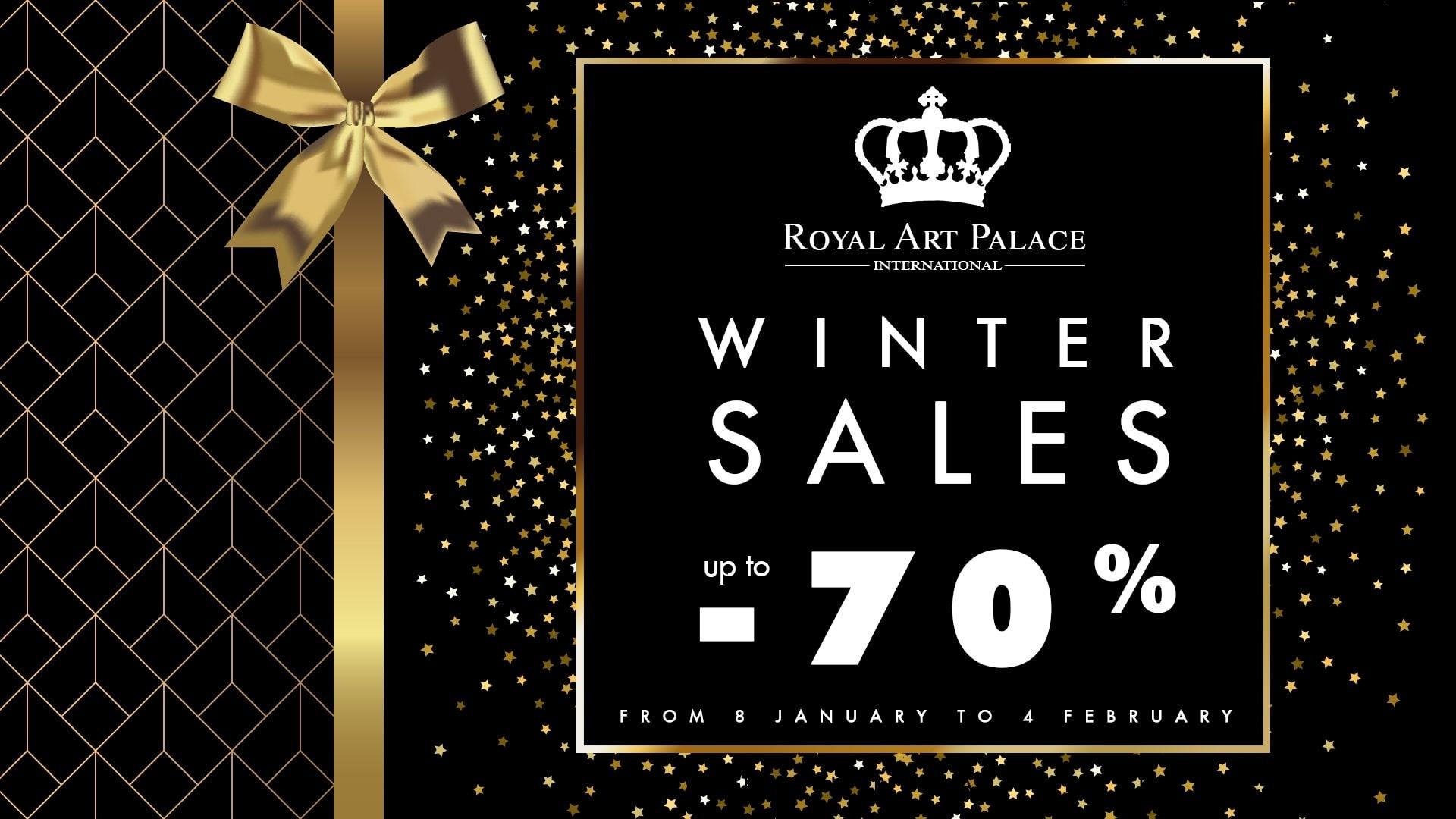 Winter sales 2020