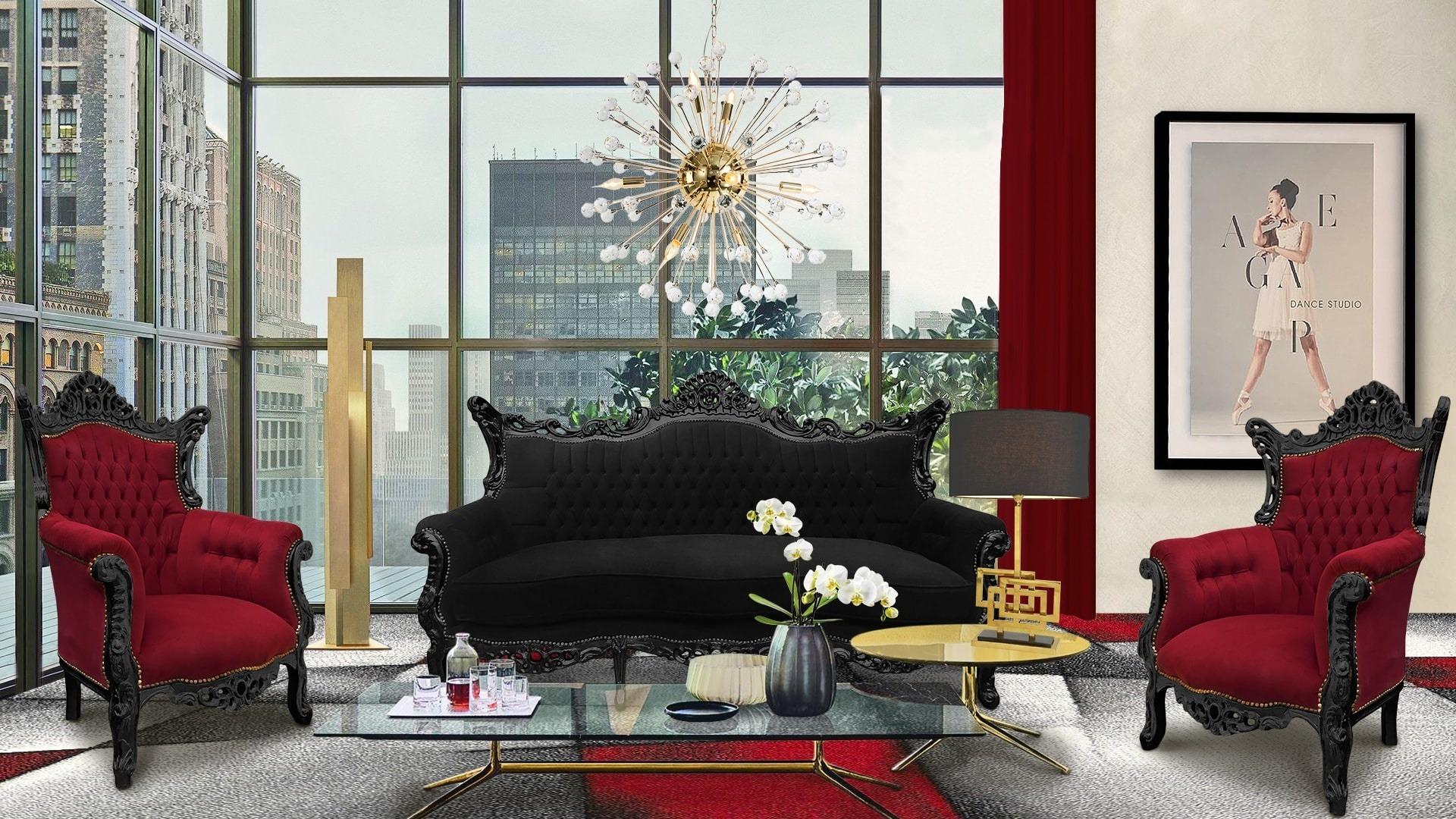 мебель в стиле барокко 3