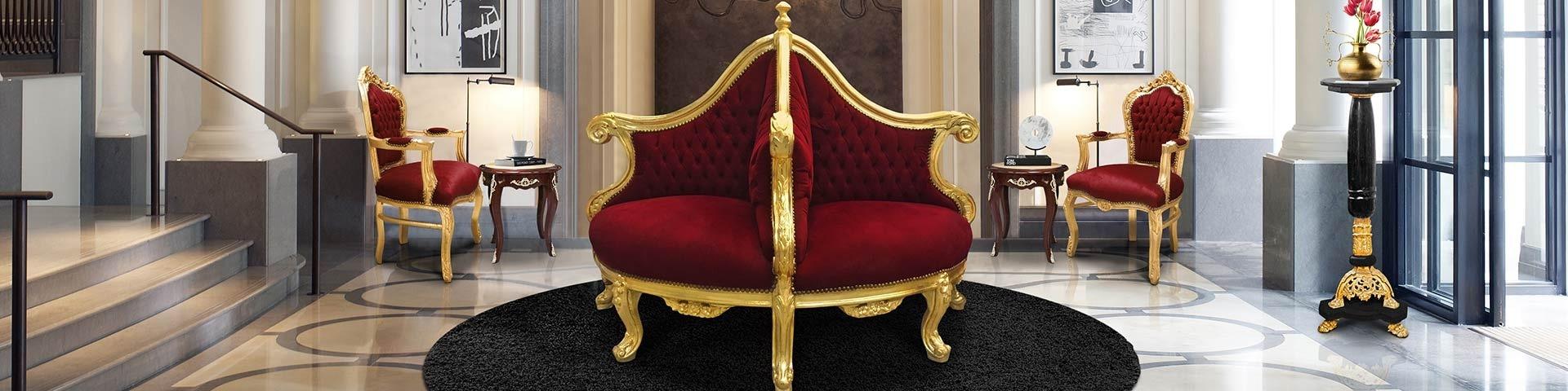 мебель в стиле барокко 2