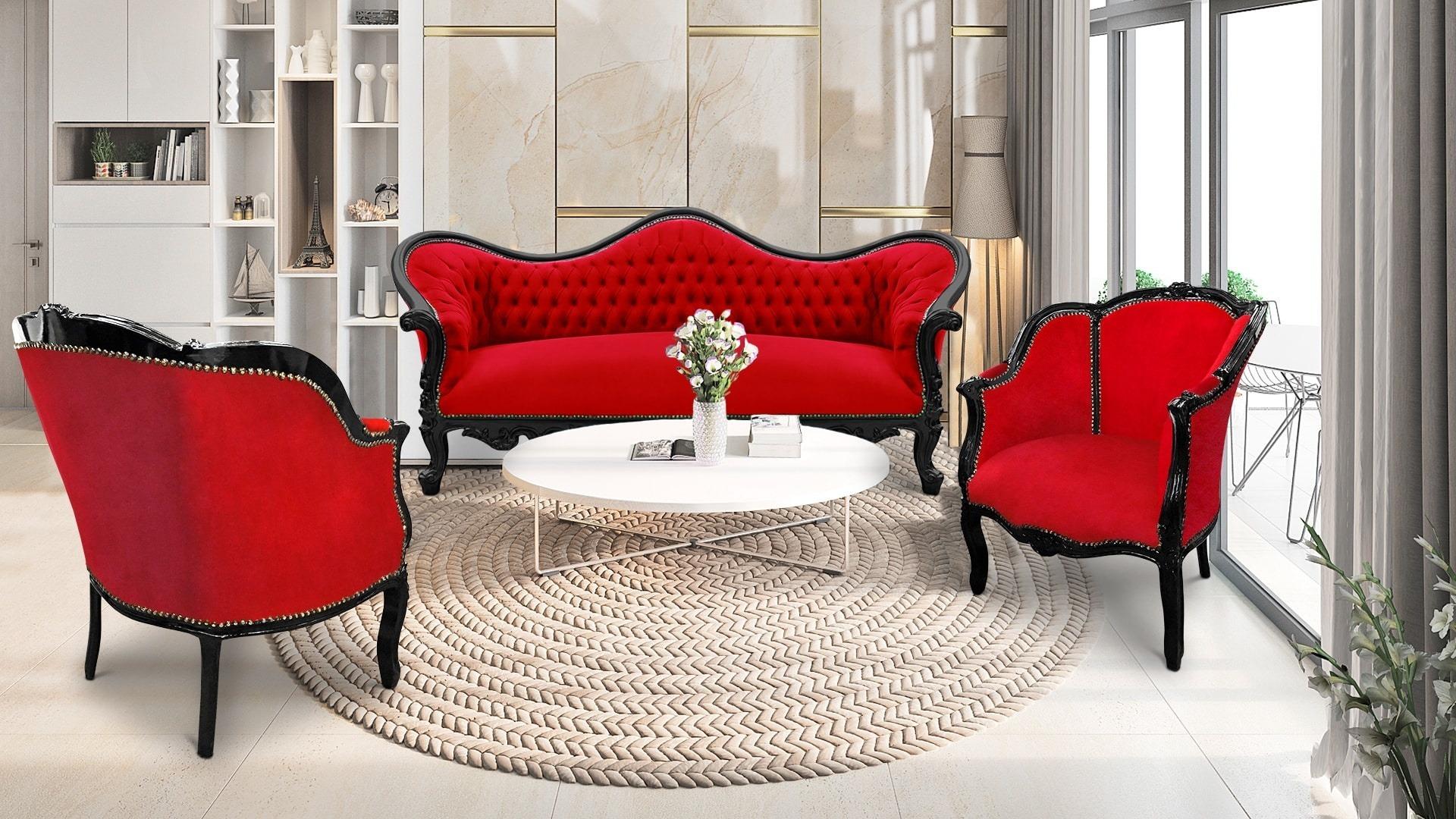 мебель в стиле барокко 4