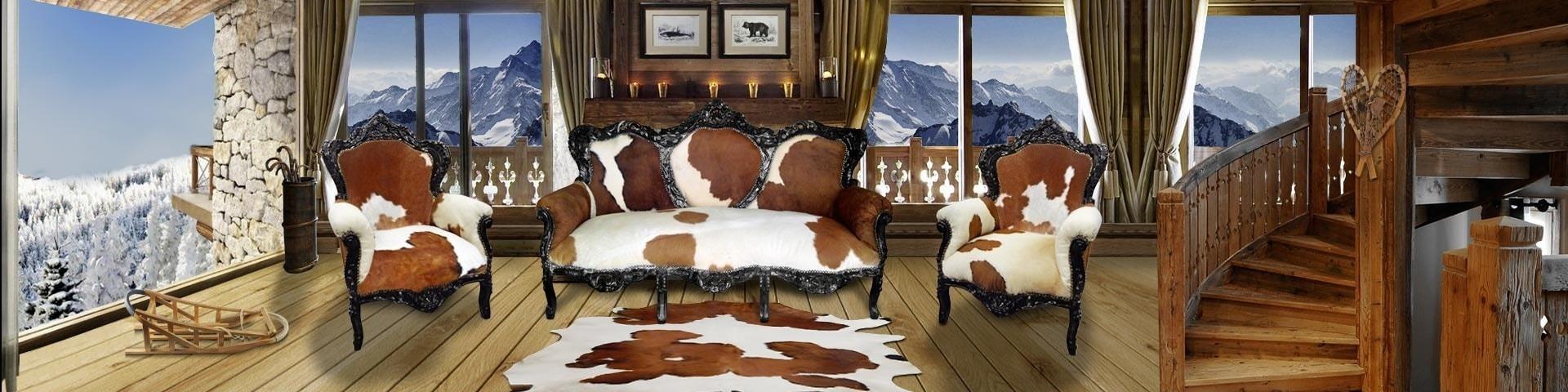 Мебель для горного шале
