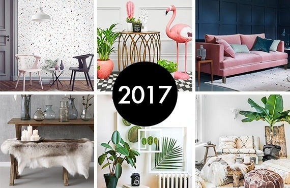Decorating trends for Spring 2017